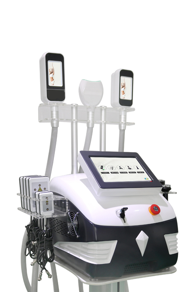 Cryo Cavitation cryolipolysis machine